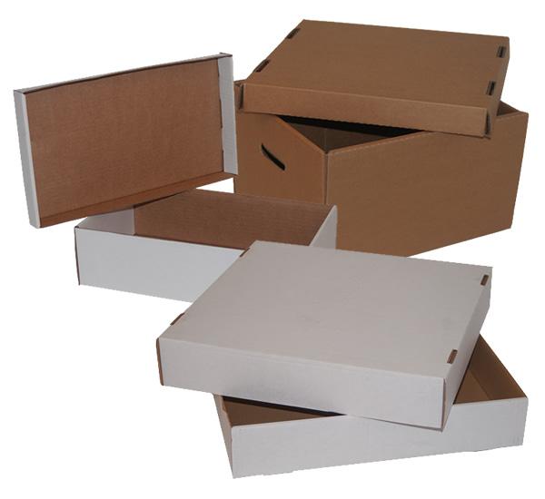 scatole in cartone classiche con fondo e coperchio ideali per e veloce del contenuto with ...